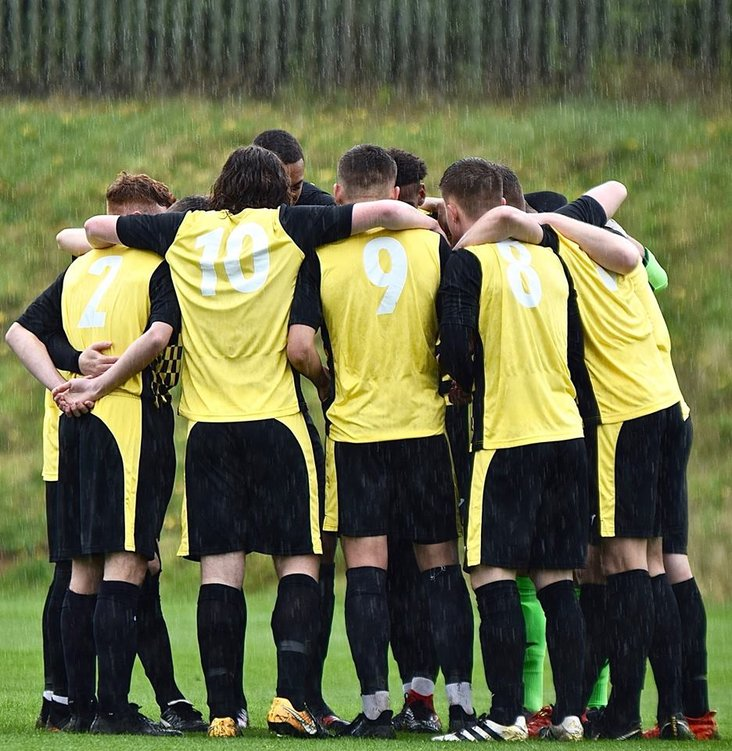 All for one: The NPLFA's XI before kick-off