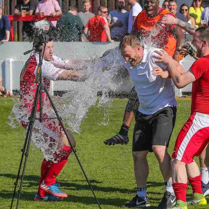 Congratulations to Ashton United!
