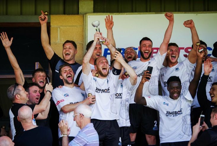 Promoted: Bamber Bridge are going up