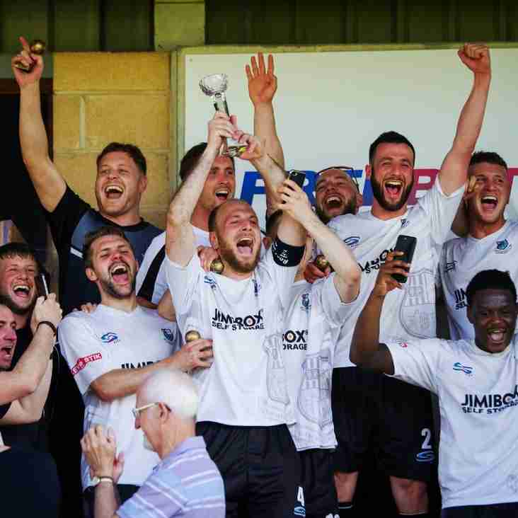 North Division play-off final action review