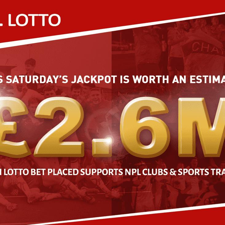 First summer jackpot hits £2.6m!