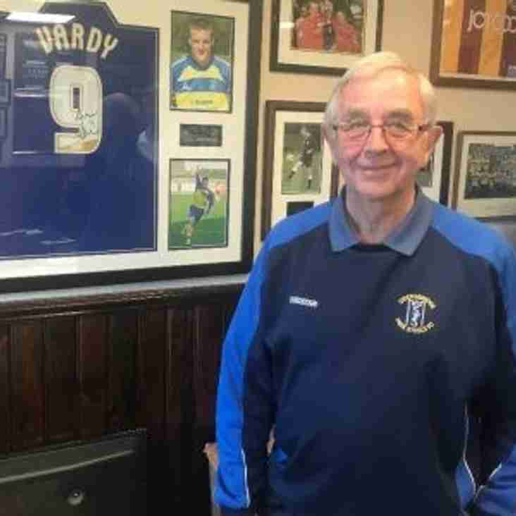 End of era as Mr Steels stands down