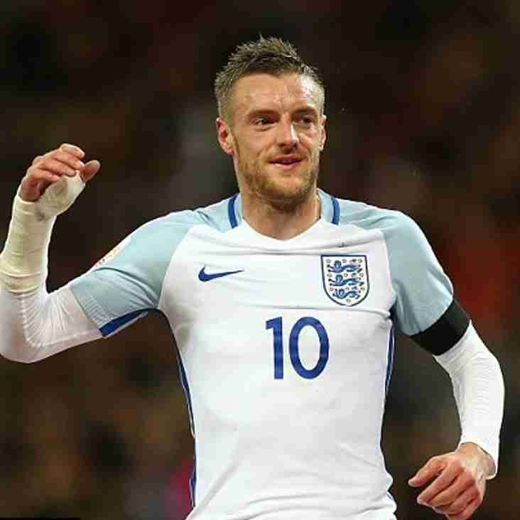 Vardy named as NLP's number one!