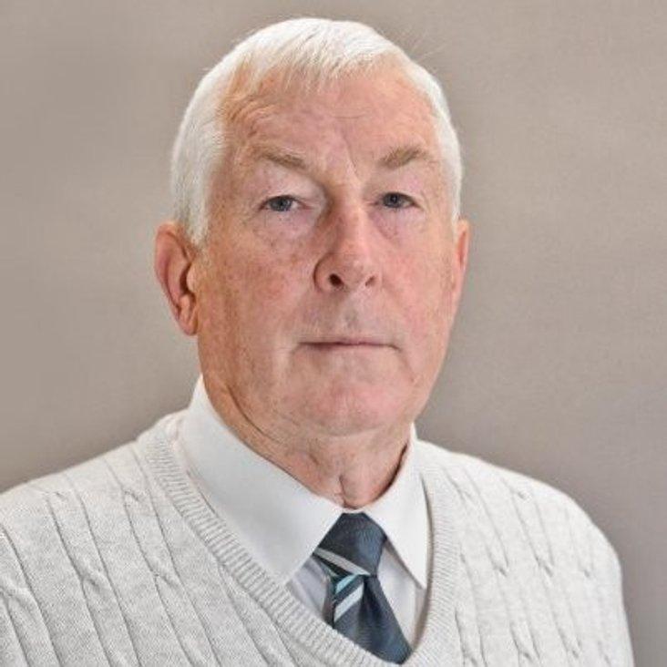 Stafford Rangers chairman John Bromley