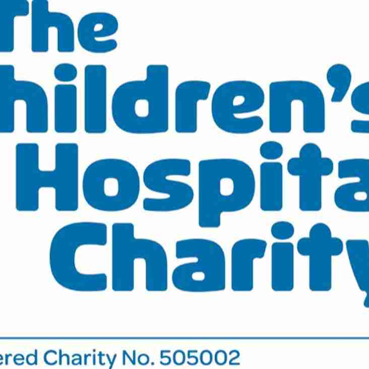 Children's hospital is official charity