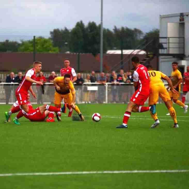 Monday's Premier Division action