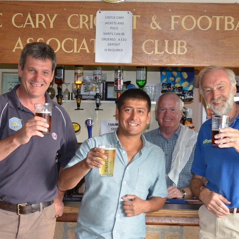 Seveno Cricket Club joins Pitchero!