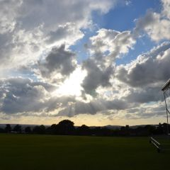 Clapham In Cricket