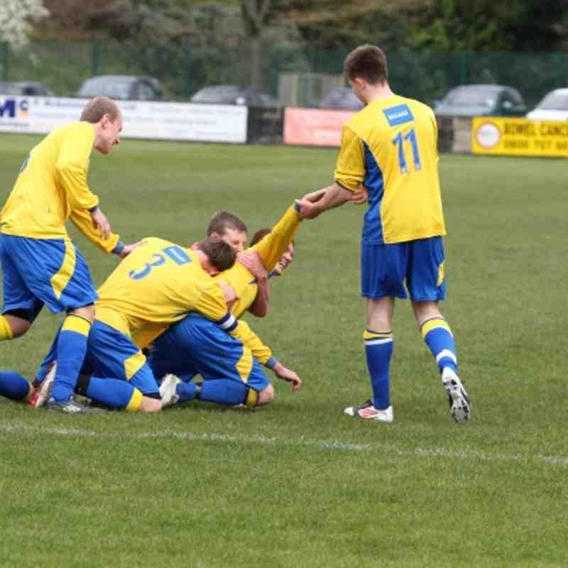 2012 NWYA Premier Cup Final 6/5/12 FCUtd 1 v 4 Warrington Town