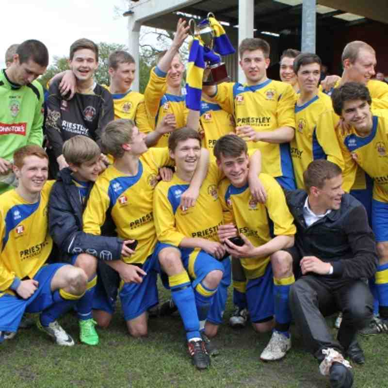 2012 NWYA Premier Cup Final 6/5/12 FCUtd 1 v 4 Warrington Town
