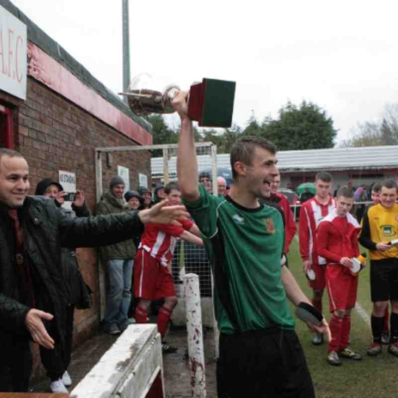 2013 1st Division Cup Final