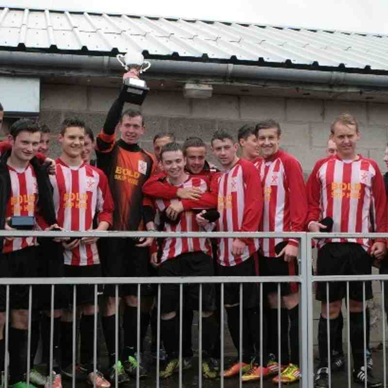 2013 NWYA 2nd Division Cup Final