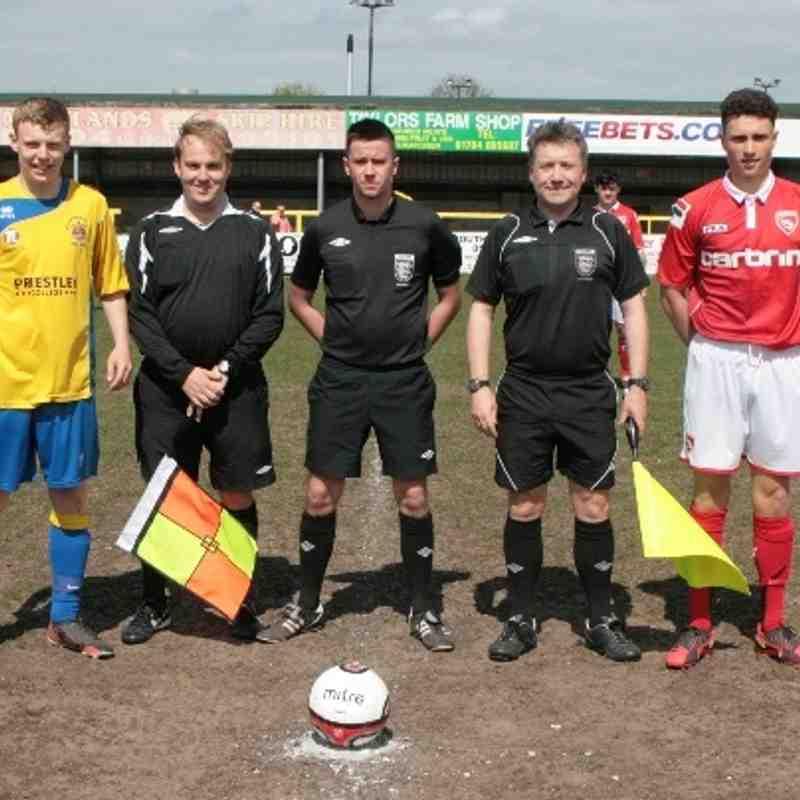 2013 NWYA Premier Cup Final