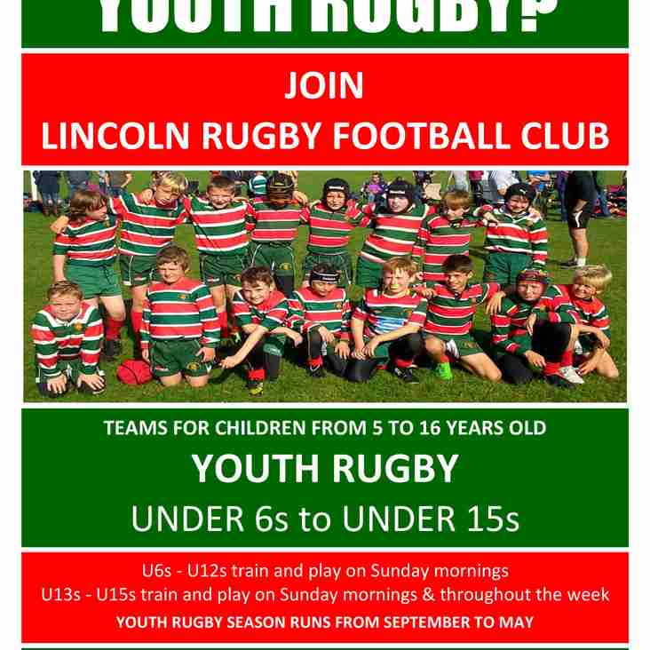 LRFC YOUTH POSTER