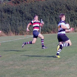 Farnham 2nd XV 19 - 17 Old Paulines 2nd XV