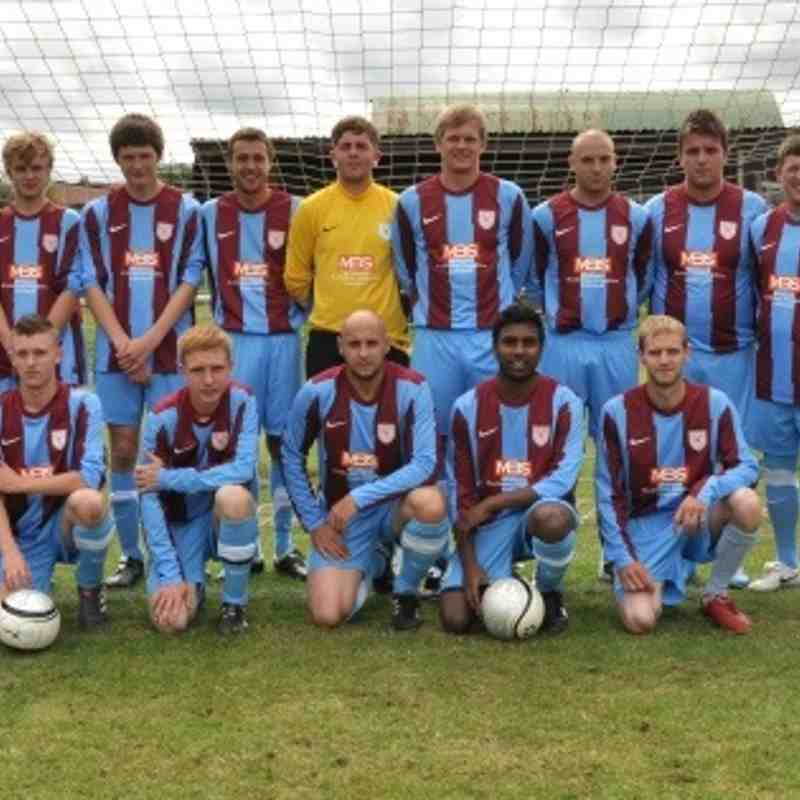 Underwood villa senior team