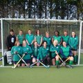 Harlow Ladies Hockey lose to Sonning Ladies 4's 0 - 6