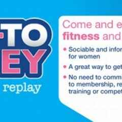 Has the Olympics Inspired You?  Join our Back to Hockey Sessions!