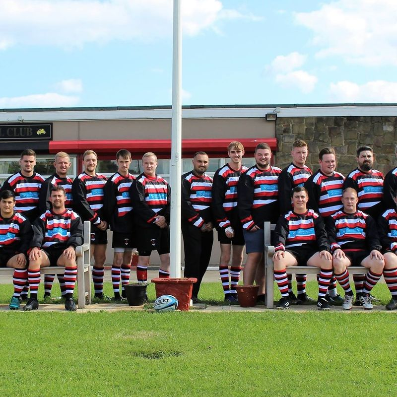 Rovers Heughers 22 - 41 Gatesheed 2nds