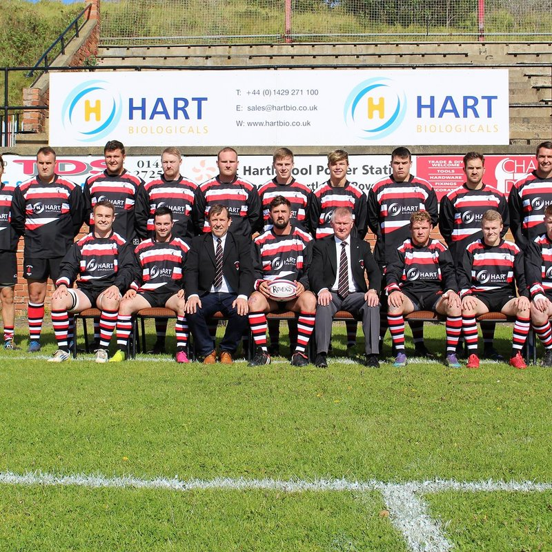 Barnard Castle 35 Hartlepool Rovers 25