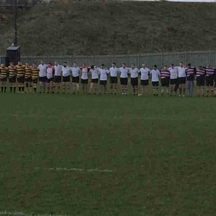 Rovers Heughers 45 - 15 Consett 2nds