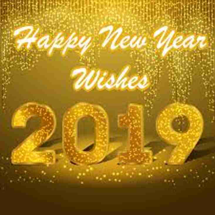 HAPPY NEW YEAR TO ALL