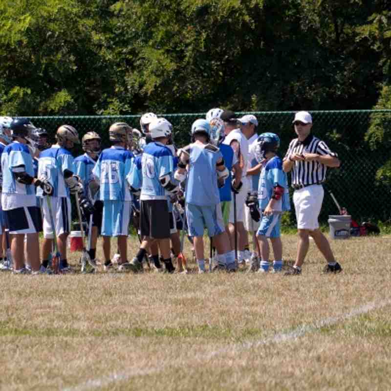 2011 Maryland Tour U14s