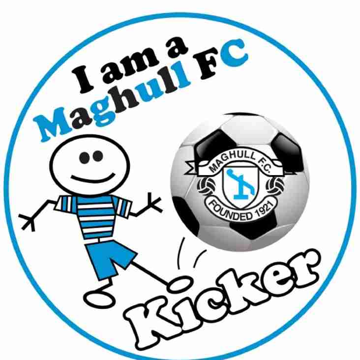 The return of Maghull FC Mini Kickers