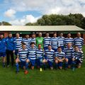 First Team lose to Newton 4 - 0