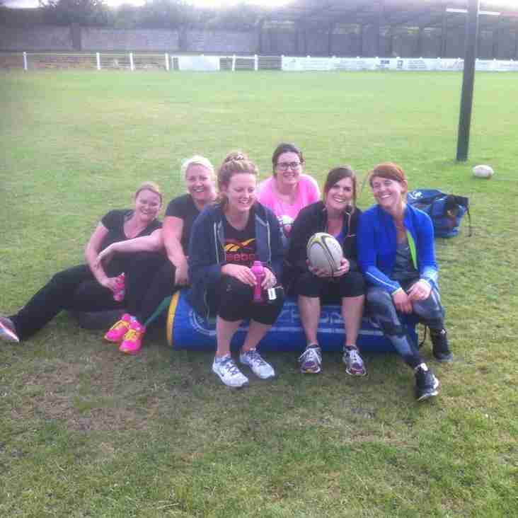 WOmen's Rugby Launch 22.05.16