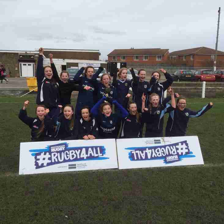 rugby4all at Hartlepool Rovers