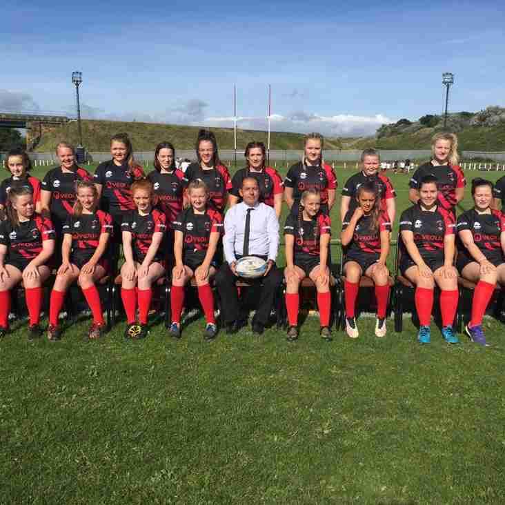Female Rugby Update