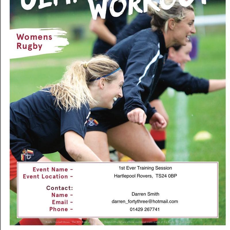 Womens Rugby Launch