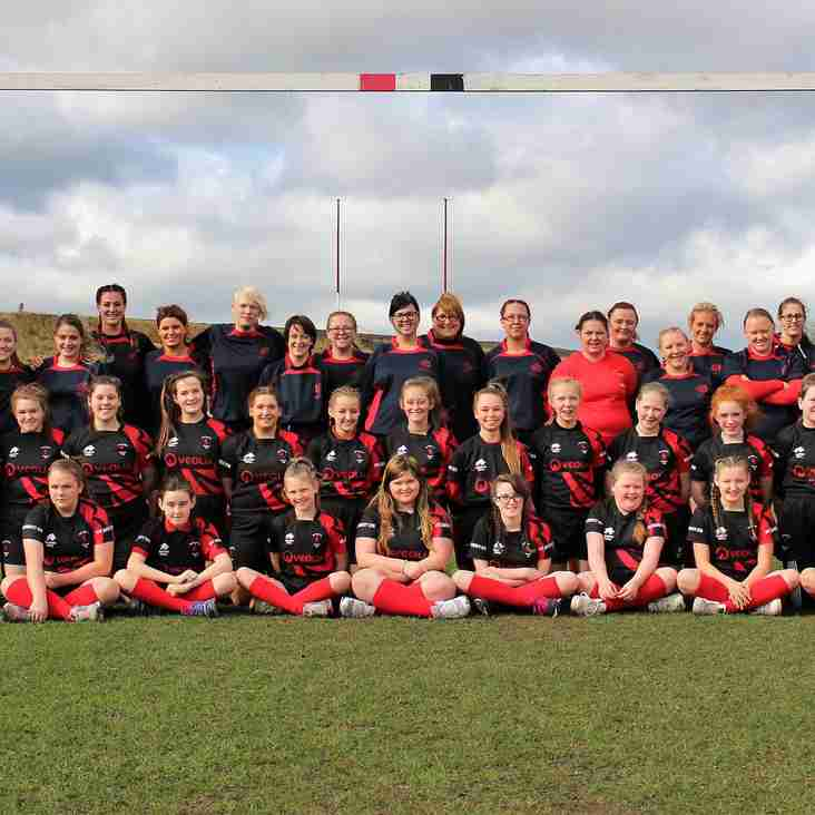 Female Rugby Day 19.03.2017