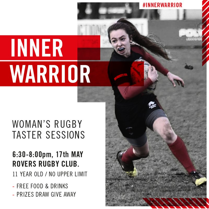 Inner Warrior Female Taster Session