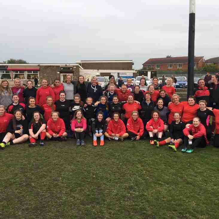 Female Rugby Coaching Camp
