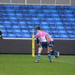 Under 17 National plate final - AJ Bell Stadium May 2016 - Game pictures