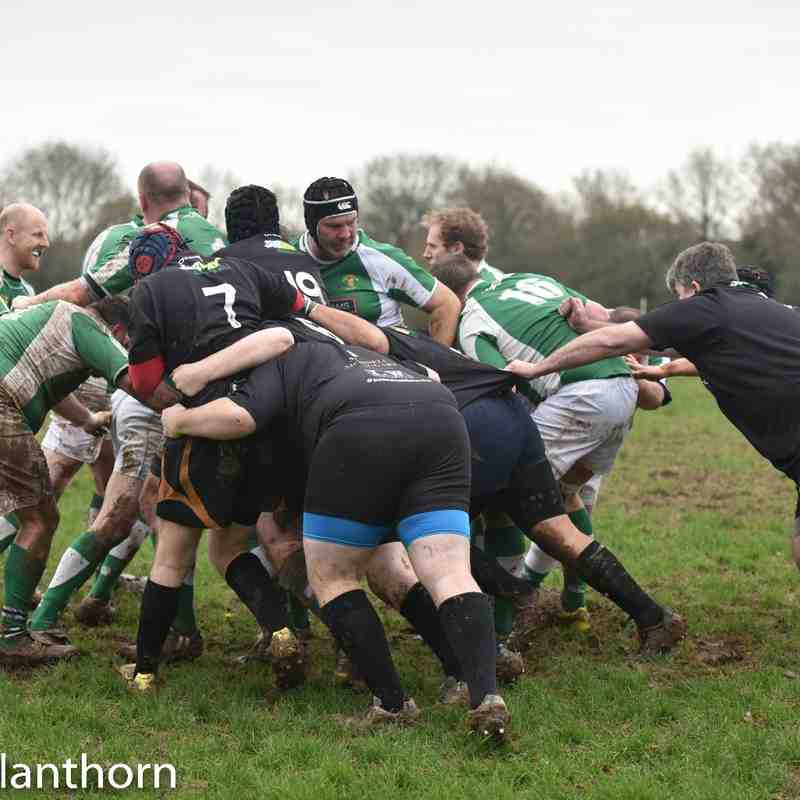 Horsham Barbarians v Burgess Hill 3's