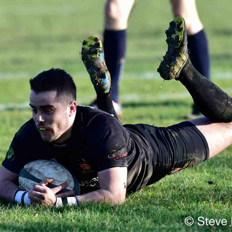 BHRFC 1 v Hove 2  18.02.17
