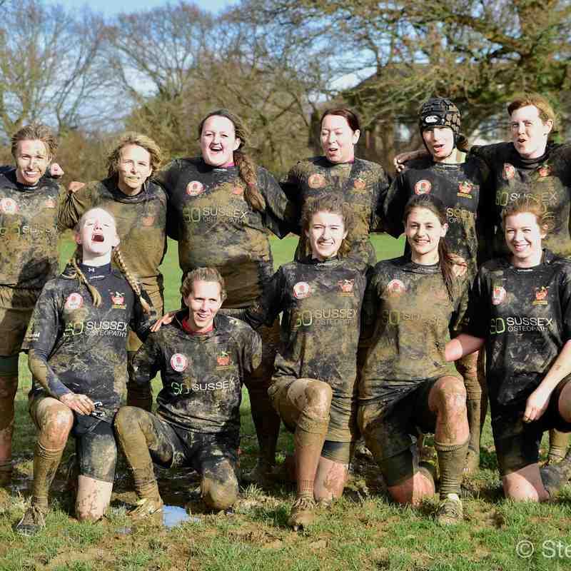 Black Widows v Pulborough Ladies 05.03.17