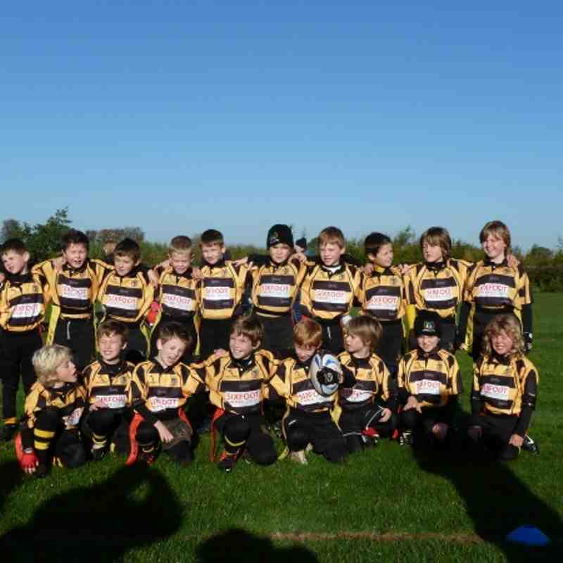 Syston - Under 8's 2012