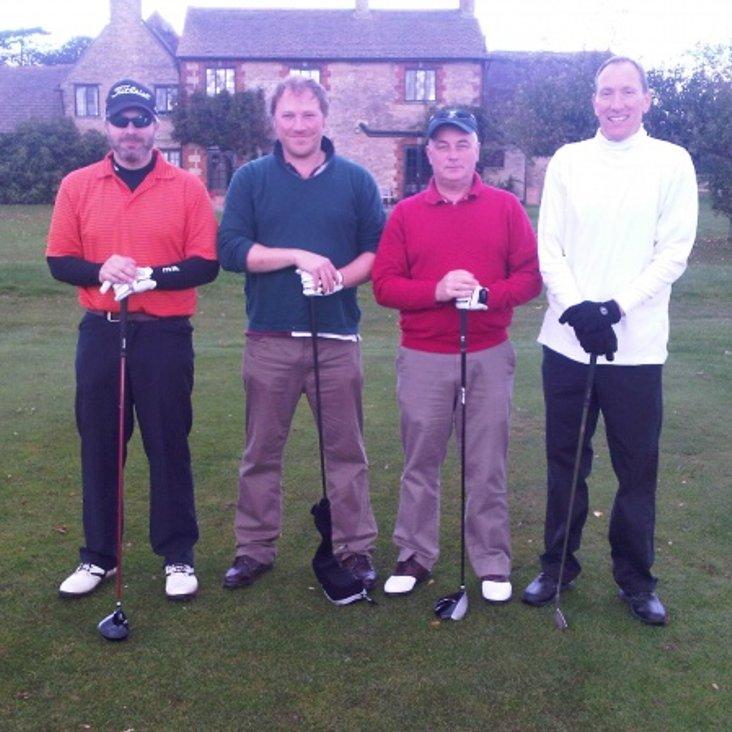 10th Anniversary Cricklade CC Golf Day<