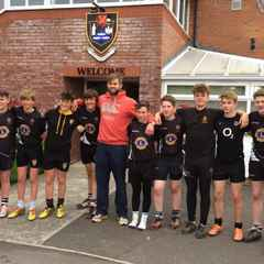 Lanson U15's Lineout - Lifting Training