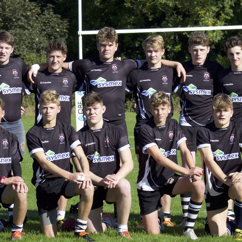 Under 16s beat Wadebridge RFC 72 - 19