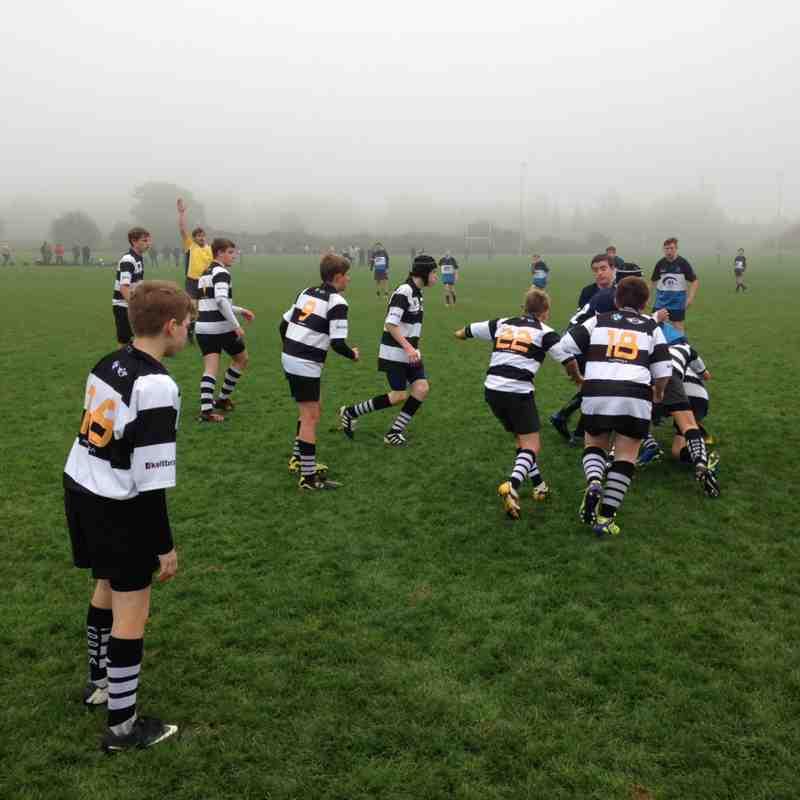 Farnham U14 v Redingensians 01/11/2015