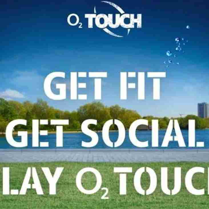 Touch is BACK!