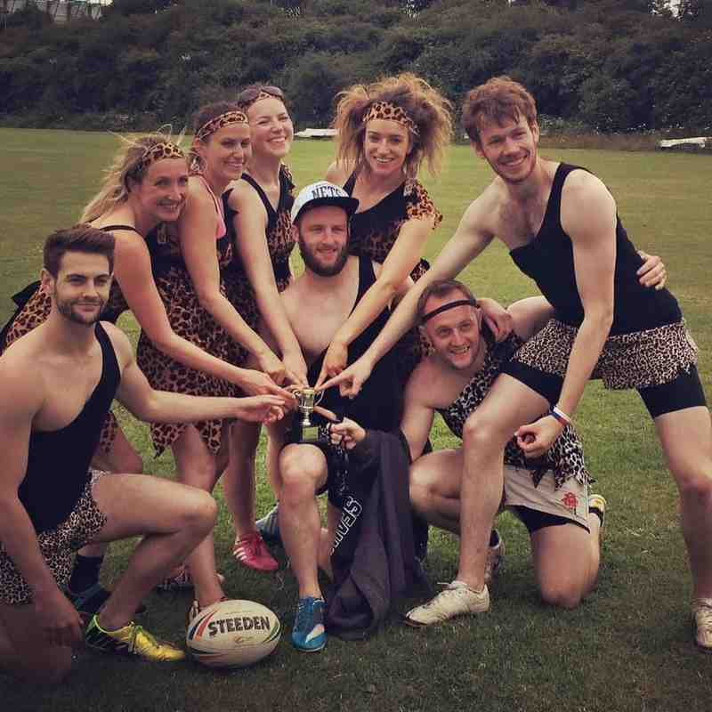 Touch & Go Touch Tournament - July 11