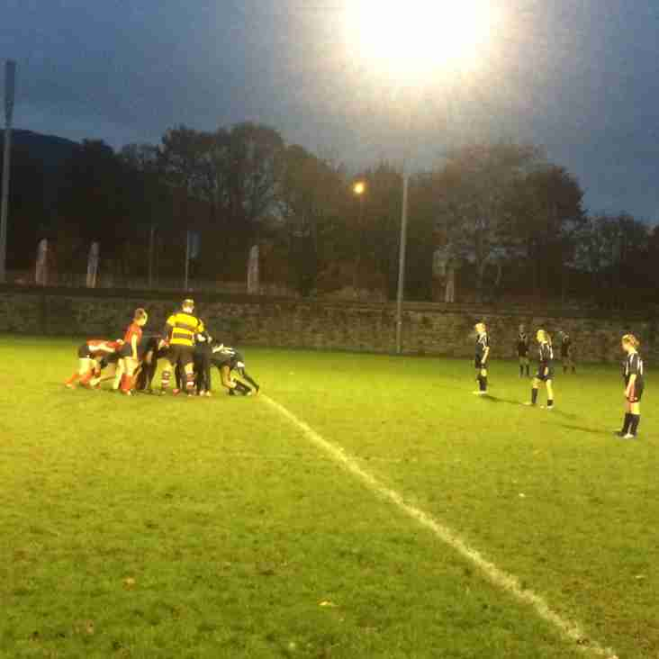 Leith Academy Girls U-15s Fall Just Short of Schools Shield Final