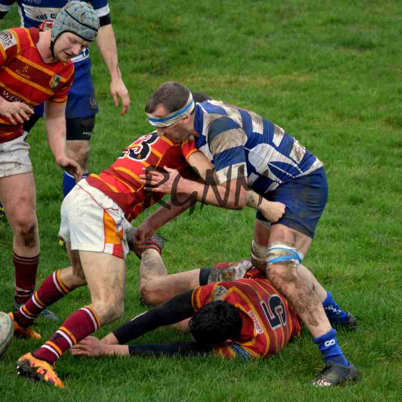 Leith v Edinburgh Medics, January 21, 2017
