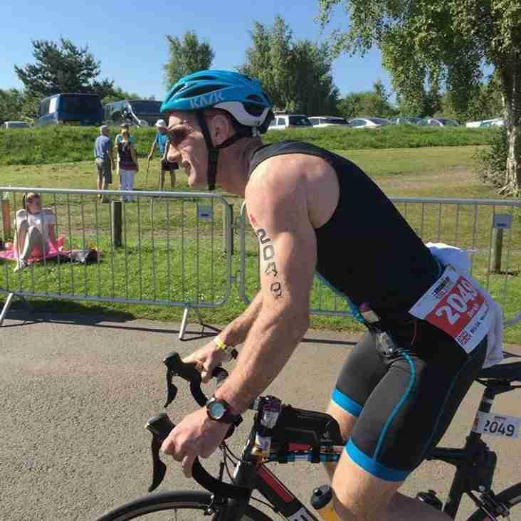 Derek Greenan: Ironman